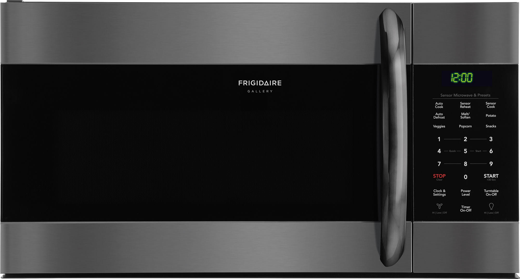 Frigidaire Fgmv176ntd 30 Inch Over The Range Microwave