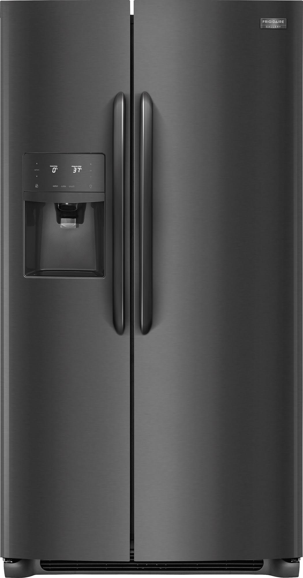 Frigidaire Fgss2635td 36 Inch Side By Side Refrigerator