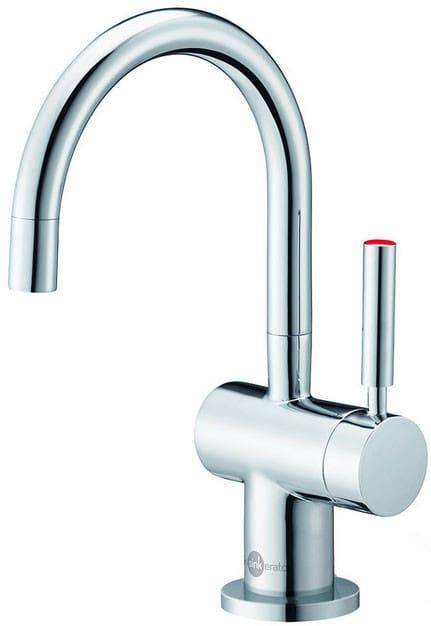 InSinkErator Indulge Modern Series FH3300C   InSinkErator Indulge Modern Instant  Hot Water Dispenser In Chrome