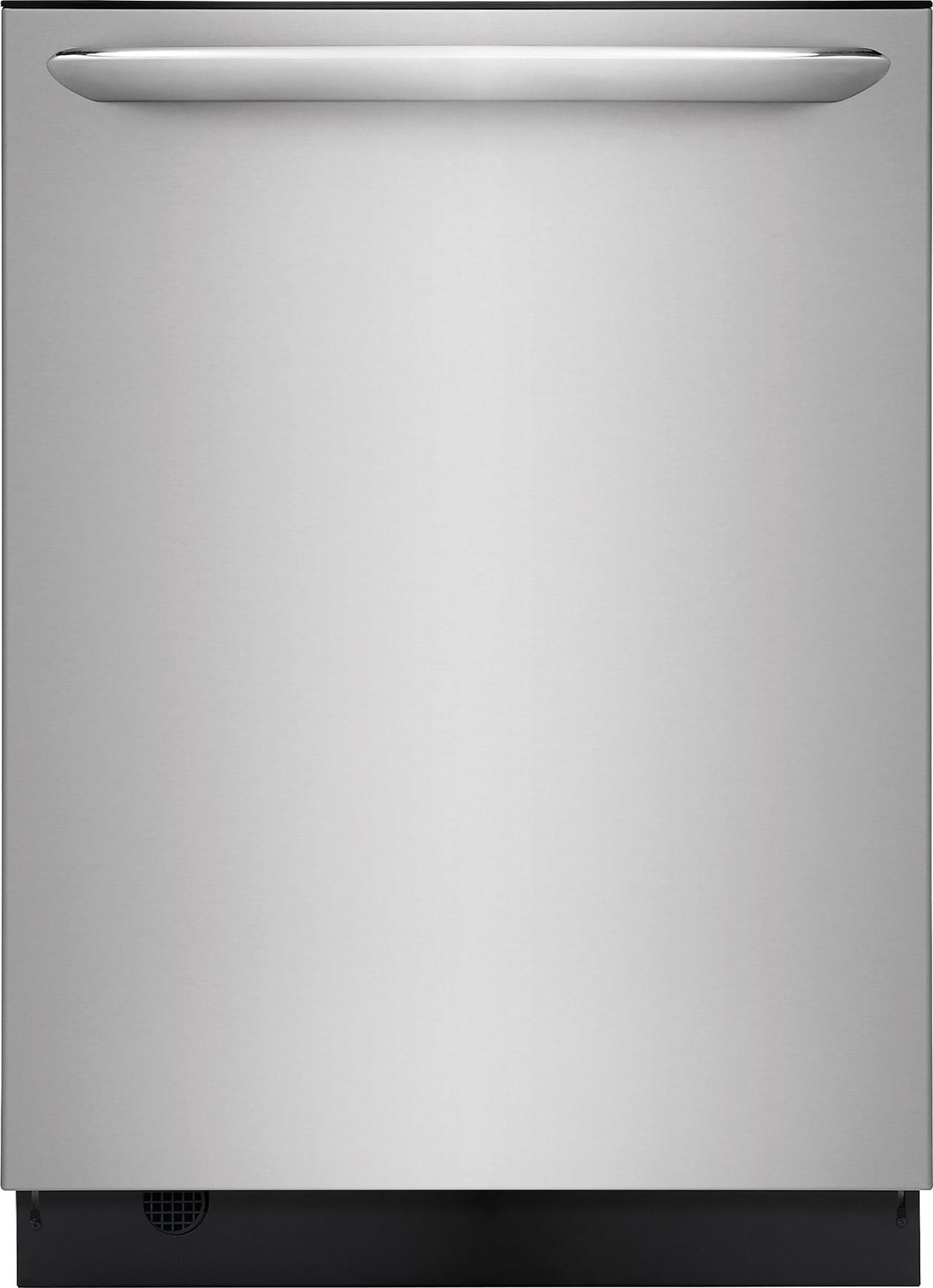 Frigidaire fgid2479sf fully integrated dishwasher with orbitclean frigidaire fgid2479sf fully integrated dishwasher with orbitclean wash system nsf sanitize 3rd rack quick clean dishsense smudge proof evendry rubansaba