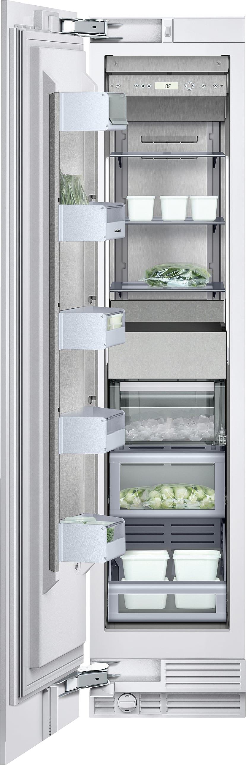 Gaggenau Rf411701 18 Inch All Freezer With Automatic Ice