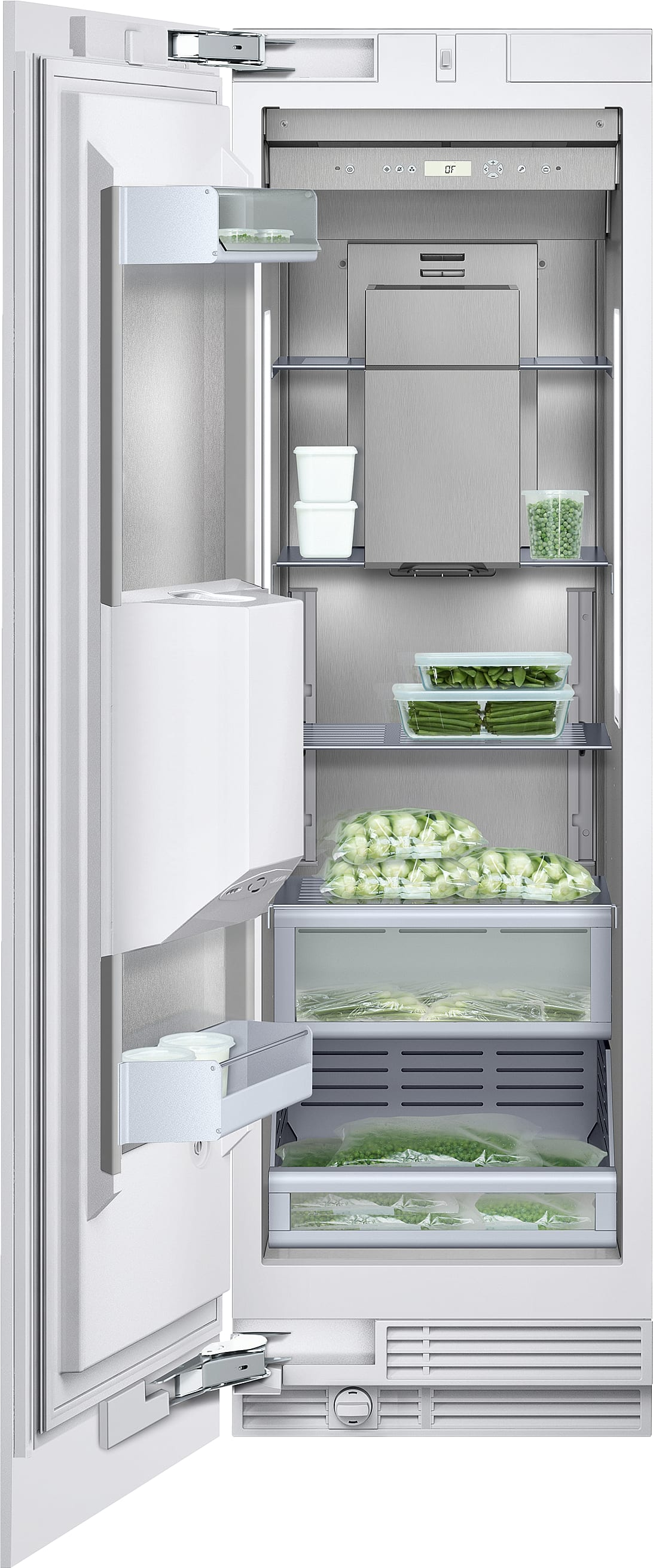 Gaggenau Rf463703 24 Inch Built In Freezer Column With Ice
