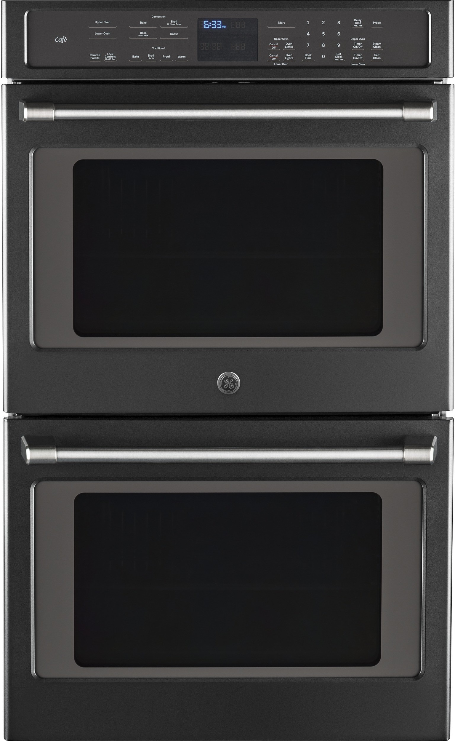 Ge Ct9550ekds 30 Inch Double Wall Oven With 10 0 Cu Ft
