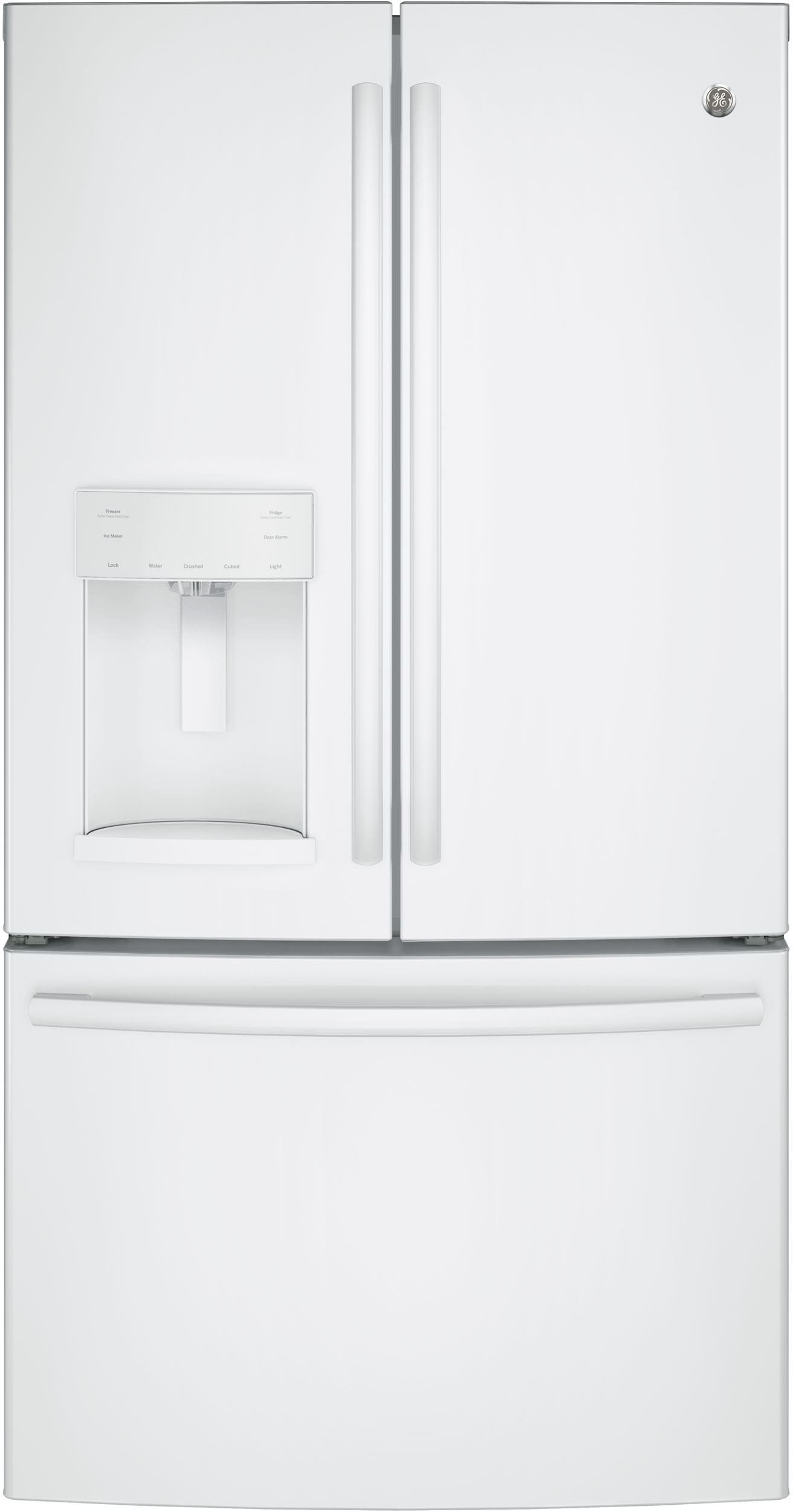 Ge Appliances Water Filter Ge Gfe28ggkww 36 Inch French Door Refrigerator With Twinchill