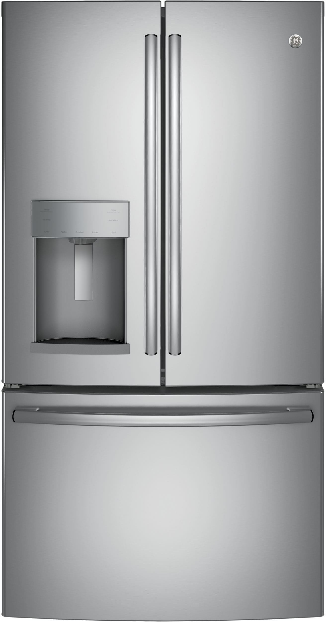 Ge Gfe28gskss 36 Inch French Door Refrigerator With