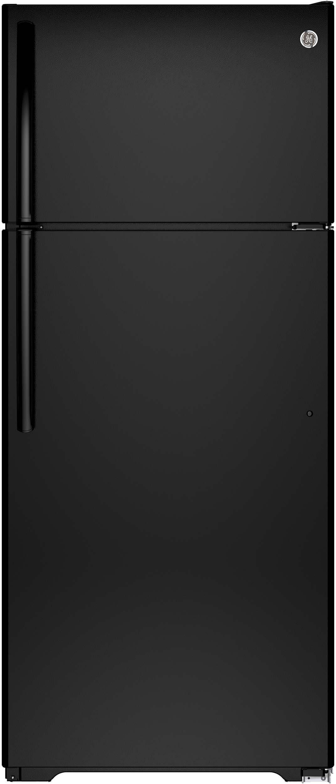 Ge Gte18gthbb 28 Inch Top Freezer Refrigerator With 17 5