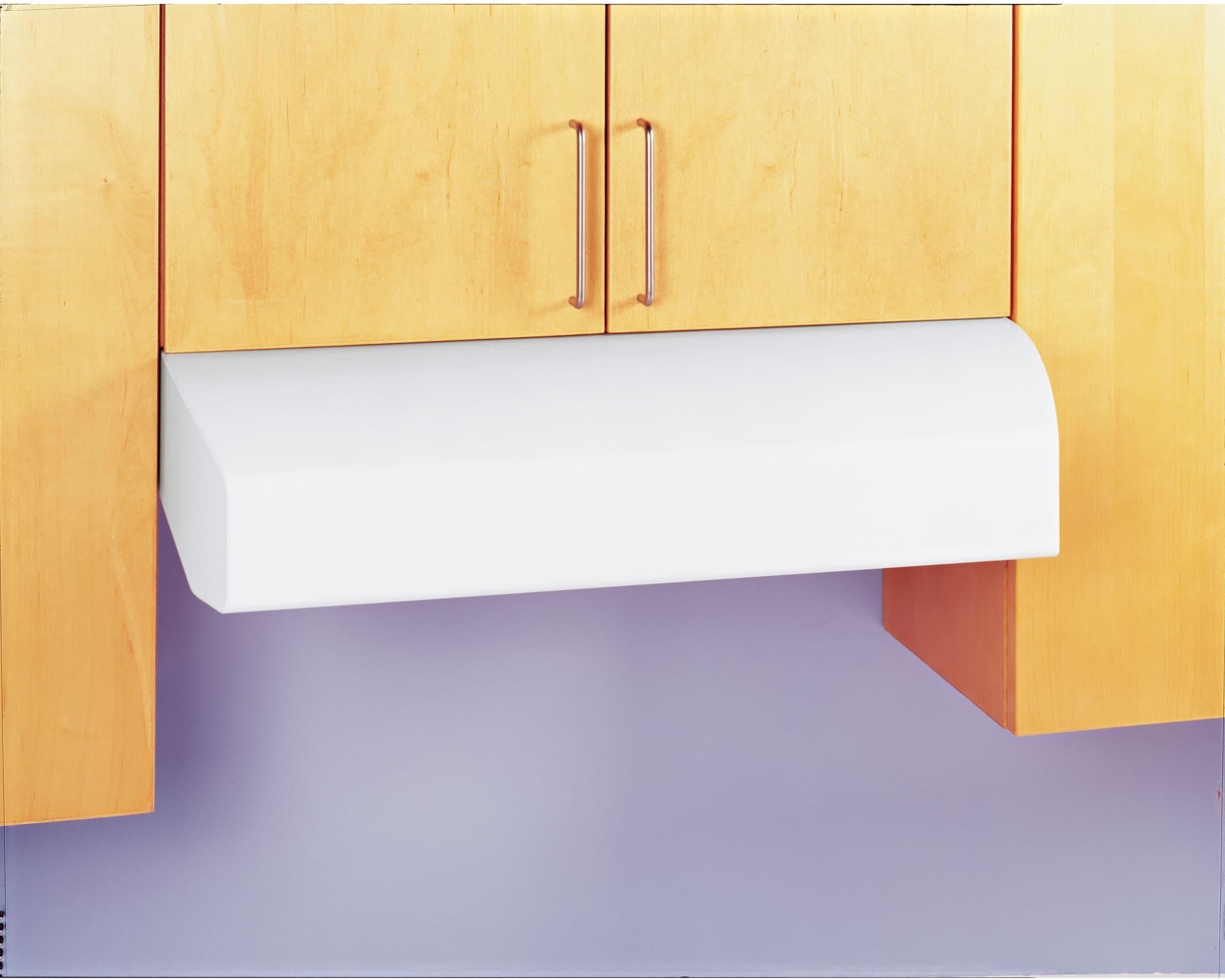 Ge Under Cabinet Microwave Ge Jv635hww 30 Inch Under Cabinet Range Hood With Up To 410 Cfm