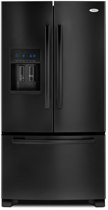 Whirlpool Gi6farxxb 255 Cu Ft French Door Refrigerator With