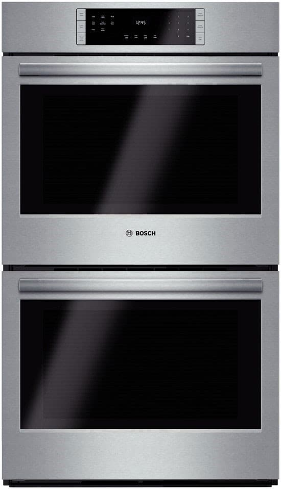 Bosch Hbl8651uc 30 Inch Double Electric Wall Oven With