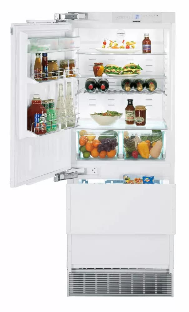 Liebherr Hc1551 30 Inch Built In Panel Ready Refrigerator