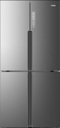 Haier Hrq16n3bgs 33 Inch 4 Door Counter Depth French Door