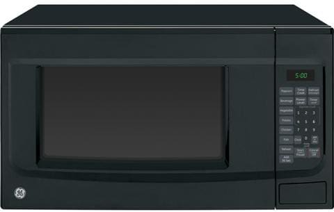 Ge Jes1460dsbb 1 4 Cu Ft Countertop Microwave With 1100