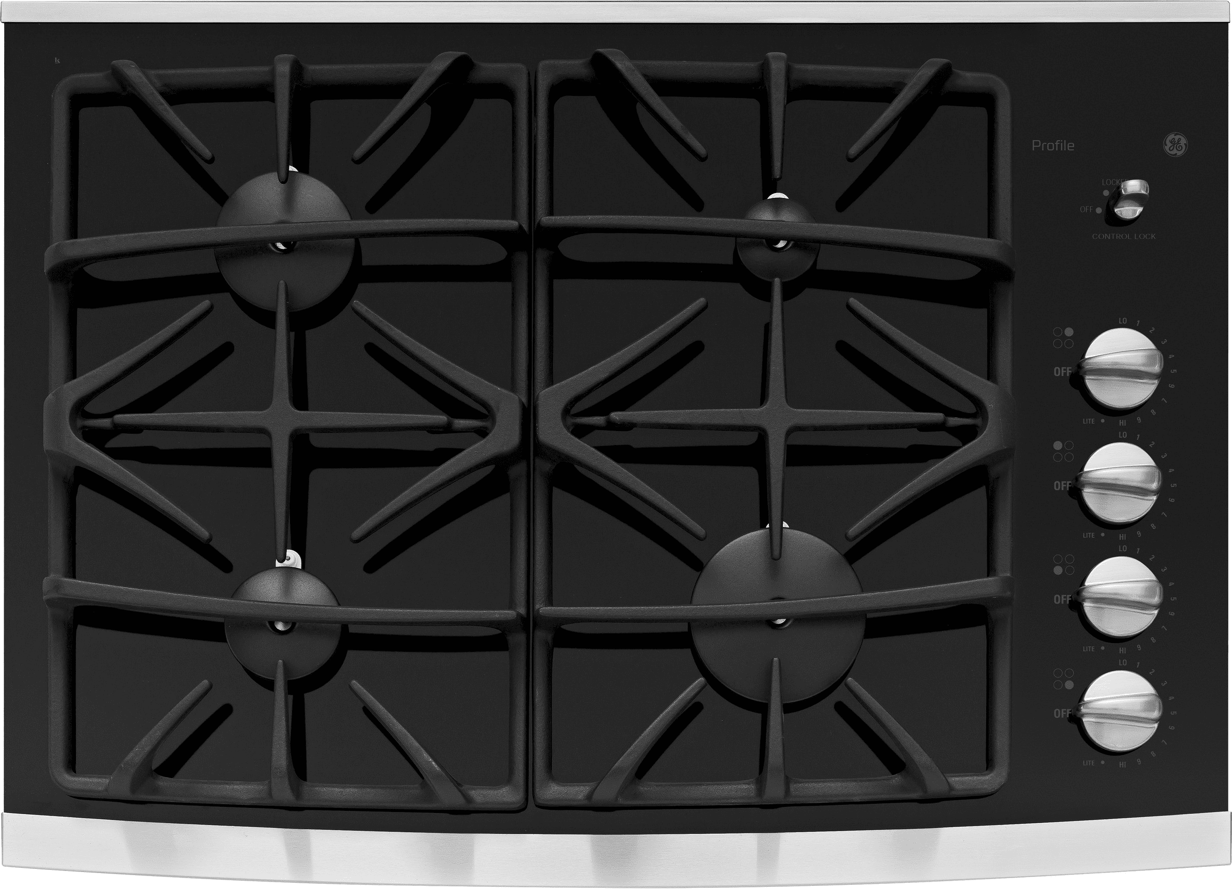 the thermador 30 inch black gas cooktop with gas cooktop 30