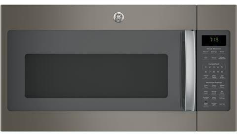 Ge Jvm7195ekes 1 9 Cu Ft Over The Range Sensor Microwave Oven