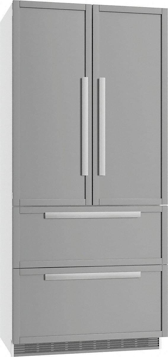 Miele Kfnf9955ide 36 Inch 4 Door Built In Panel Ready