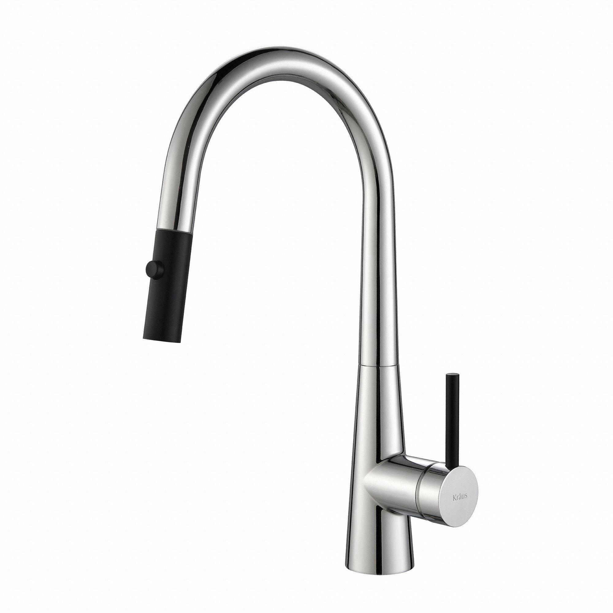 american quince with kitchens high down arc faucet pull commercial handle kitchen standard faucets sprayer