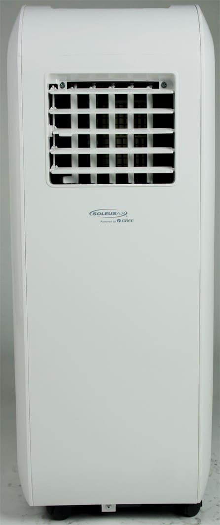 Soleus KY80 8,000 BTU Portable Air Conditioner With 8.5 EER, R 410A  Refrigerant, Evaporative Dehumidifier, Auto/Sleep Mode, 24 Hour Timer And  Remote Control