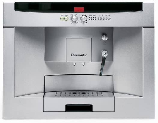 Thermador Bicm24cs 24 Inch Built In Coffee System With Lcd