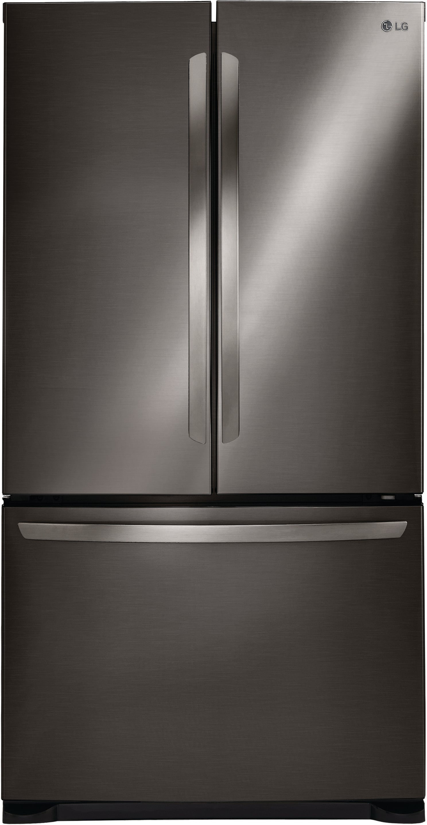 LG LFC21776D 36 Inch Counter Depth French Door Refrigerator With IcePlus™  Freezing, SmartDiagnosis™, SpillProtector™, Multi Air Flow, Linear  Compressor, ...