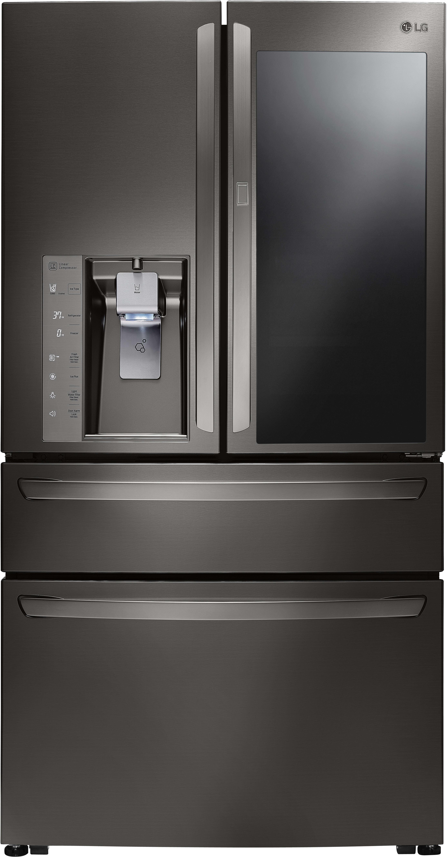 Lg Lmxs30796d 36 Inch 4 Door French Door Refrigerator With