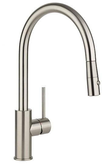 Elkay LKHA2031NK Single Lever Pull-Down Kitchen Faucet with 8 5/8 ...