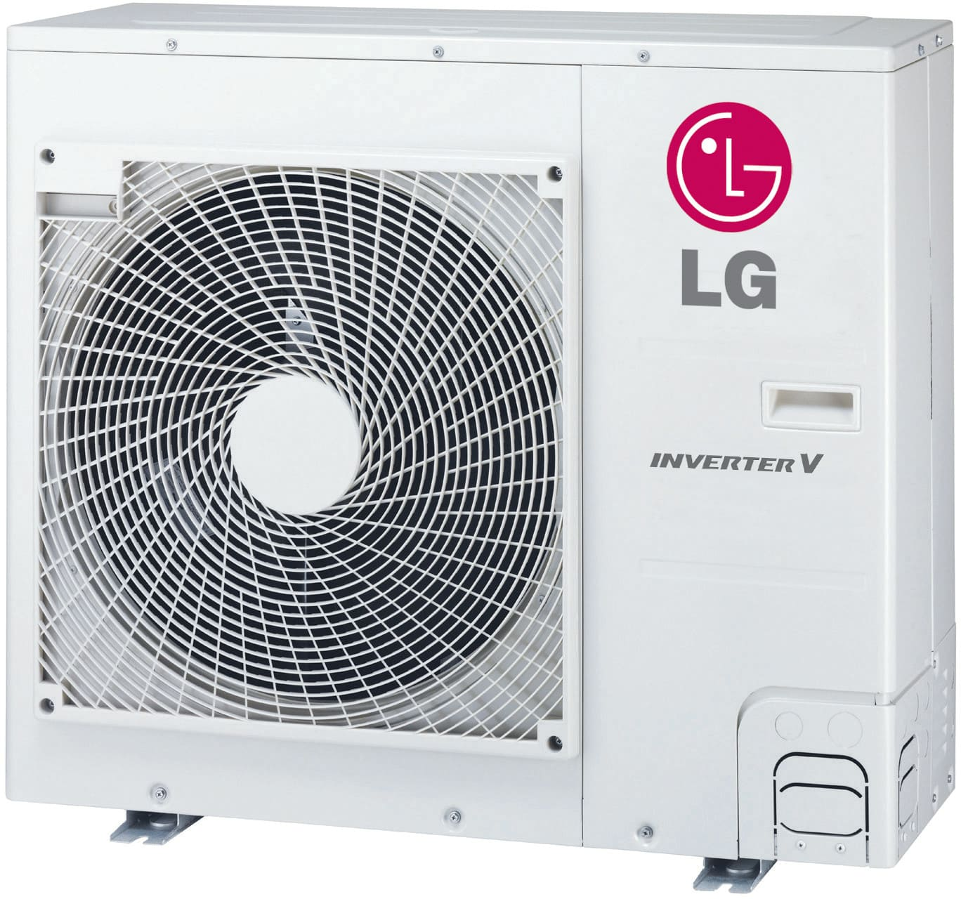 LG LMU36CHV 36,000 BTU Class Multi-Zone Ductless Split Outdoor Air  Conditioner with Inverter (Variable Speed Compressor), Low Ambient Operation,  ...