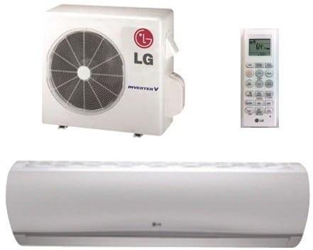 lg ls303hlv 30 000 btu single zone mini split system with 38 898 btu heating capacity smart. Black Bedroom Furniture Sets. Home Design Ideas