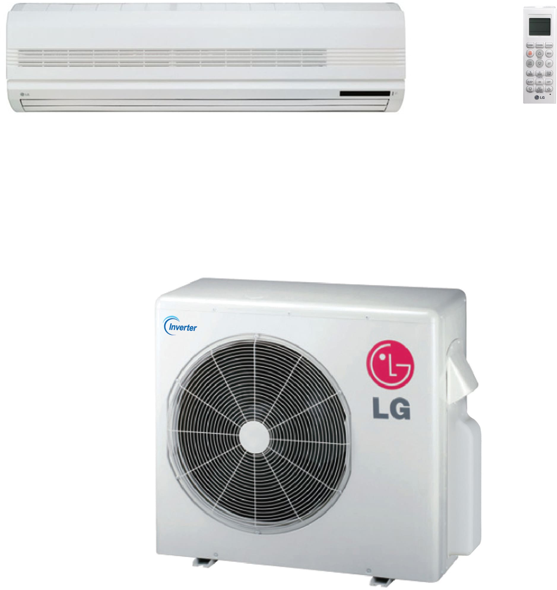 Lg Ls307hv3 30 000 Btu Single Zone Wall Mount Ductless