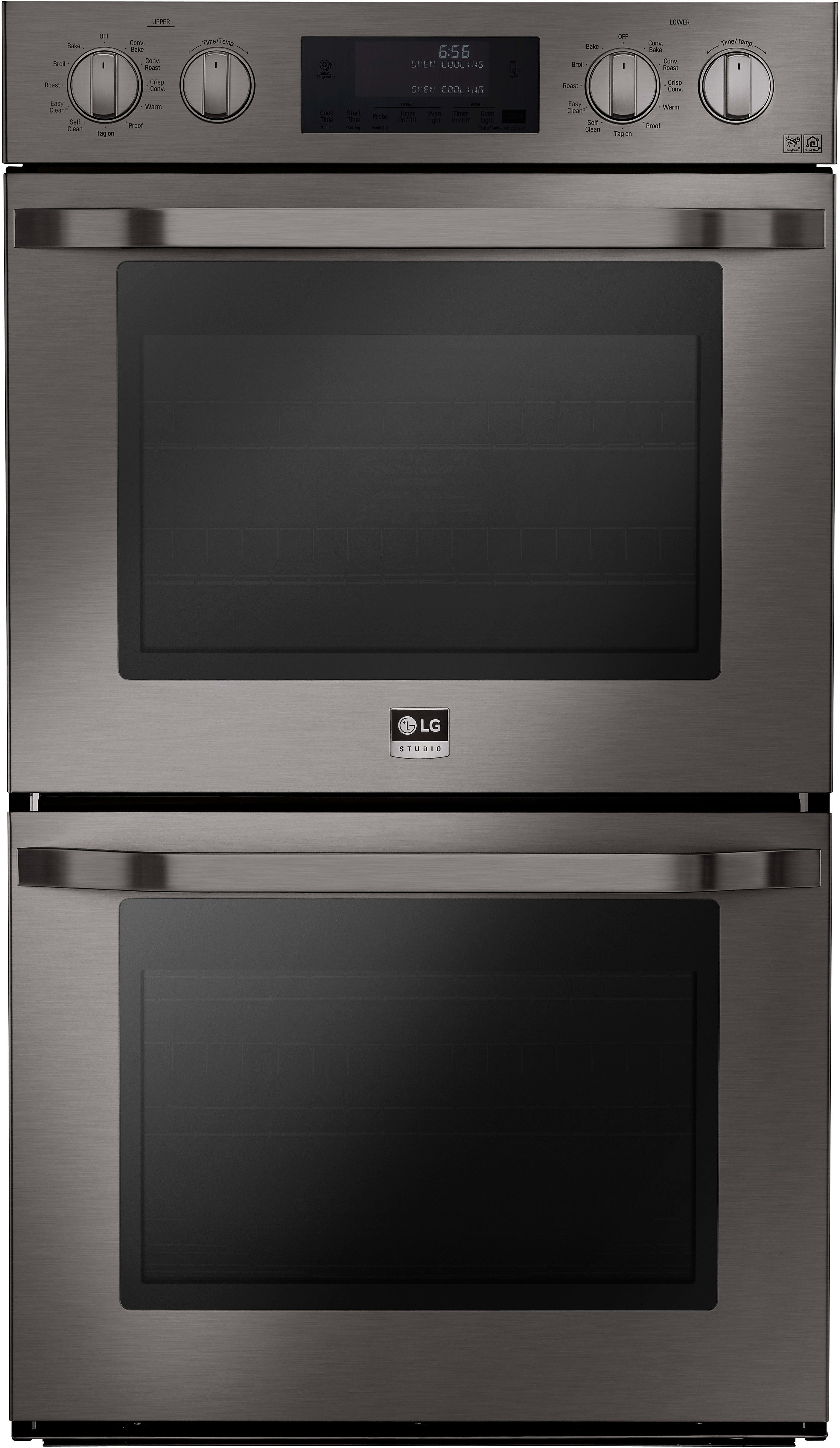 Lg Lswd309bd 30 Inch Double Electric Wall Oven With