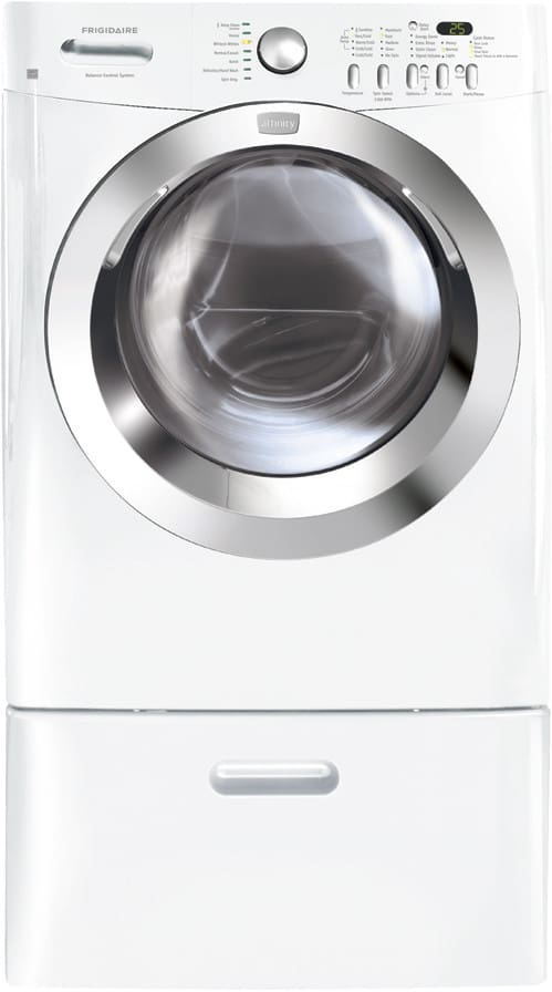 Frigidaire Affinity Series FAFW3577KW   Classic White With Optional  Pedestal ...