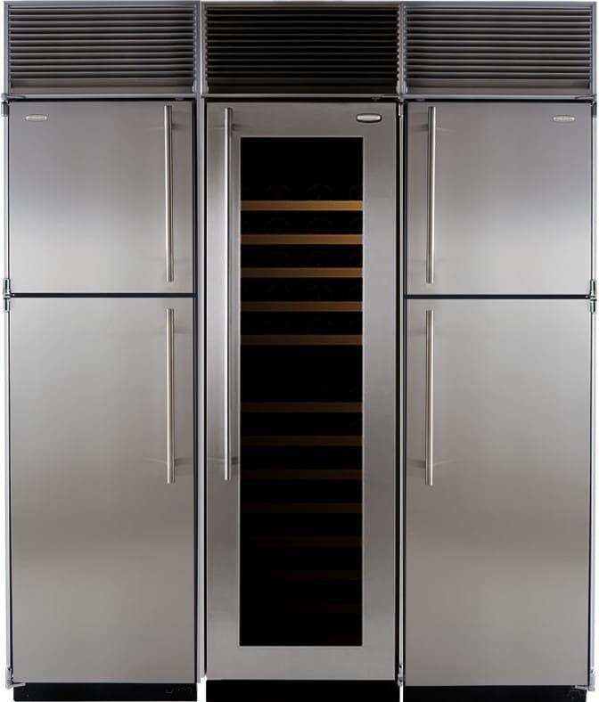 Marvel M72ctwtws 72 Inch Built In Top Freezer