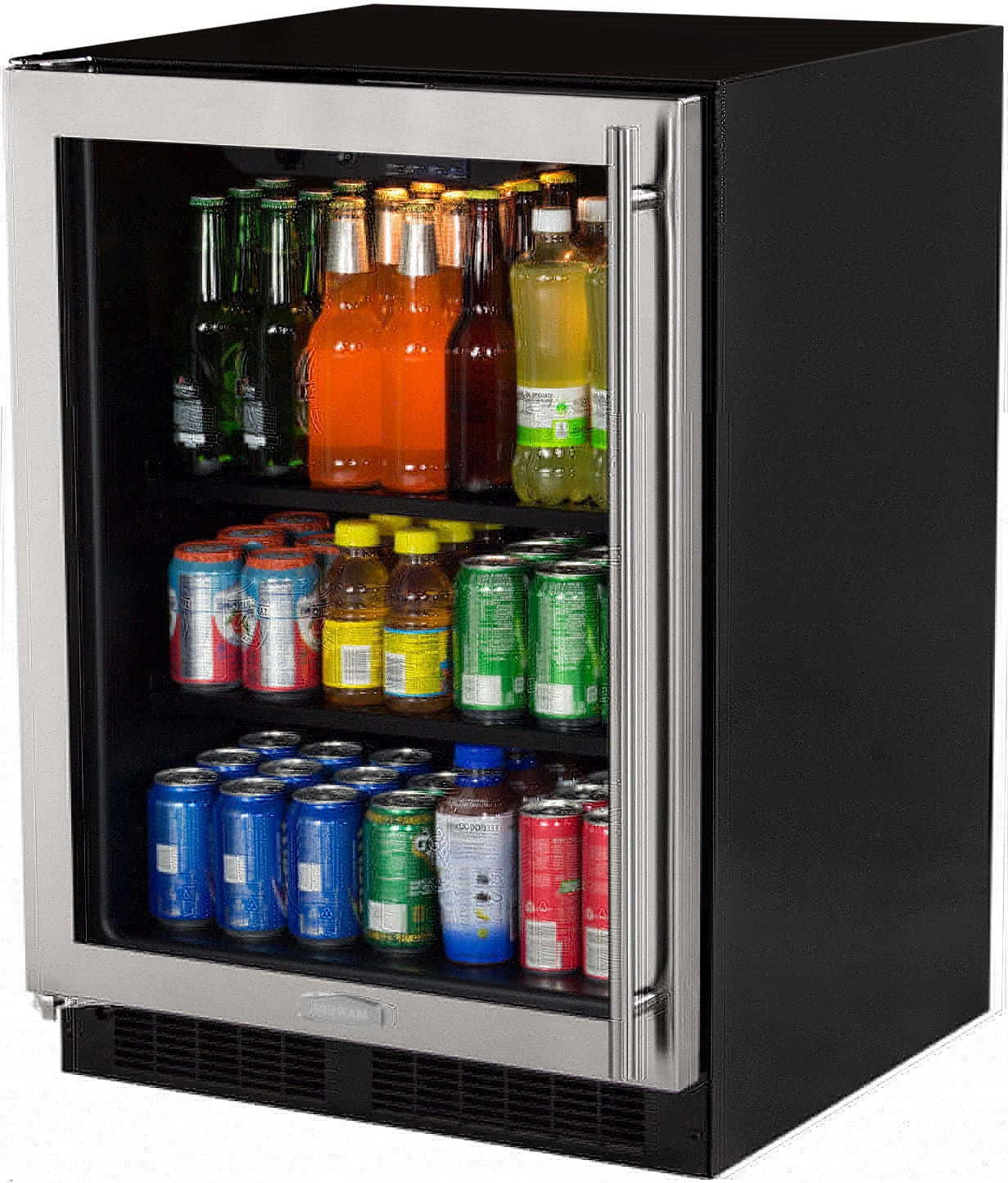Marvel Ml24bcg0ls 24 Inch Built In Beverage Center With