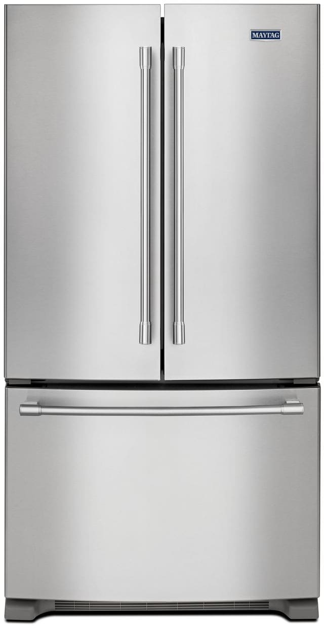 Maytag Mff2258fez 33 Inch French Door Refrigerator With