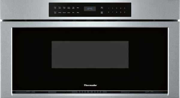 Thermador Masterpiece Professional Series Md30rs 30 Inch Built In Microdrawer Microwave