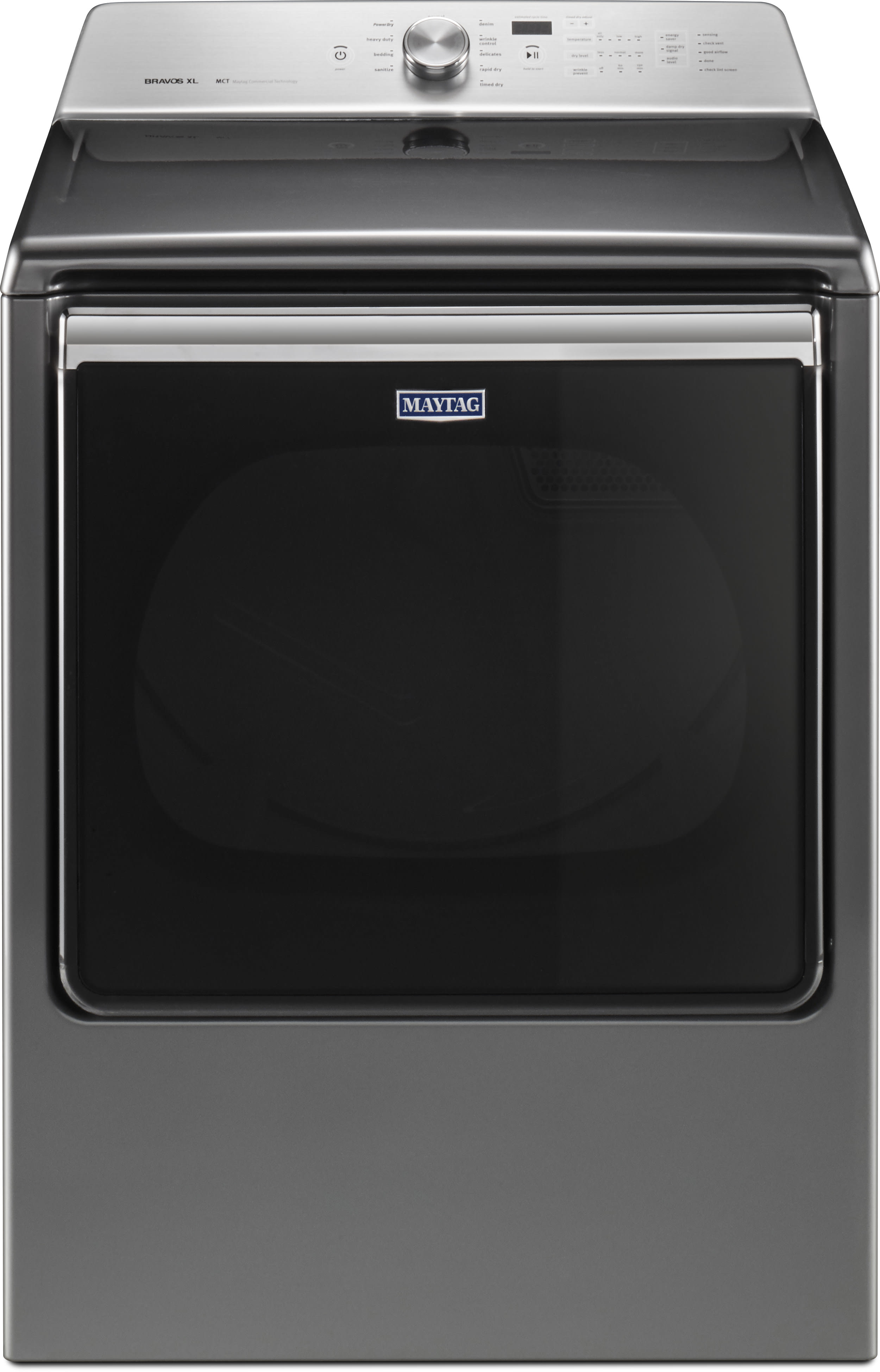 Maytag MEDB835DC 29 Inch Electric Dryer with PowerDry Cycle