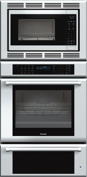 Thermador Medmcw31jp 30 Inch Triple Combination Wall Oven