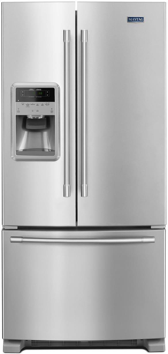 Maytag Mfi2269frz 33 Inch French Door Refrigerator With