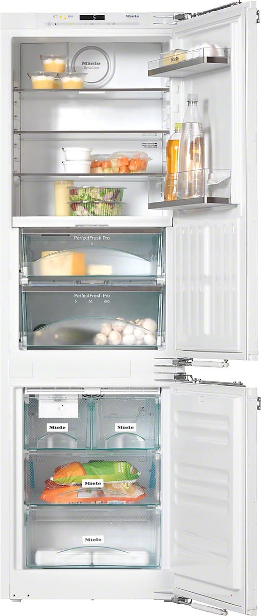 Miele Kfns37692ide1 24 Inch Fully Integrated Bottom