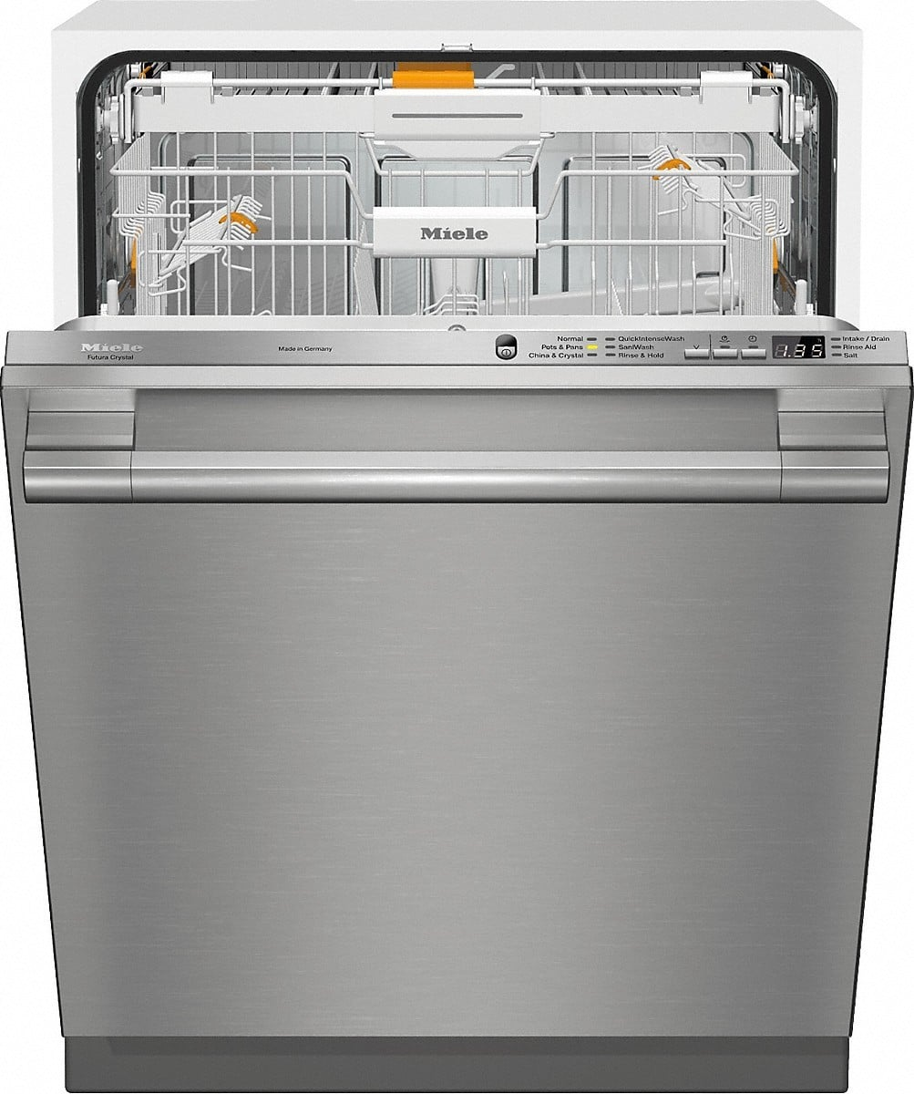 Miele G6665sc Fully Integrated Dishwasher With 3d Cutlery