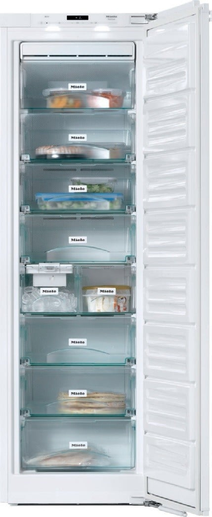 Miele Fns37492ie 22 Inch Built In Panel Ready Full Freezer