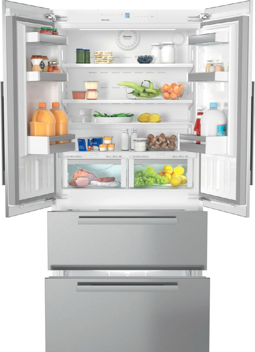 Miele Kfnf9955ide 36 Inch Built In Panel Ready 4 Door