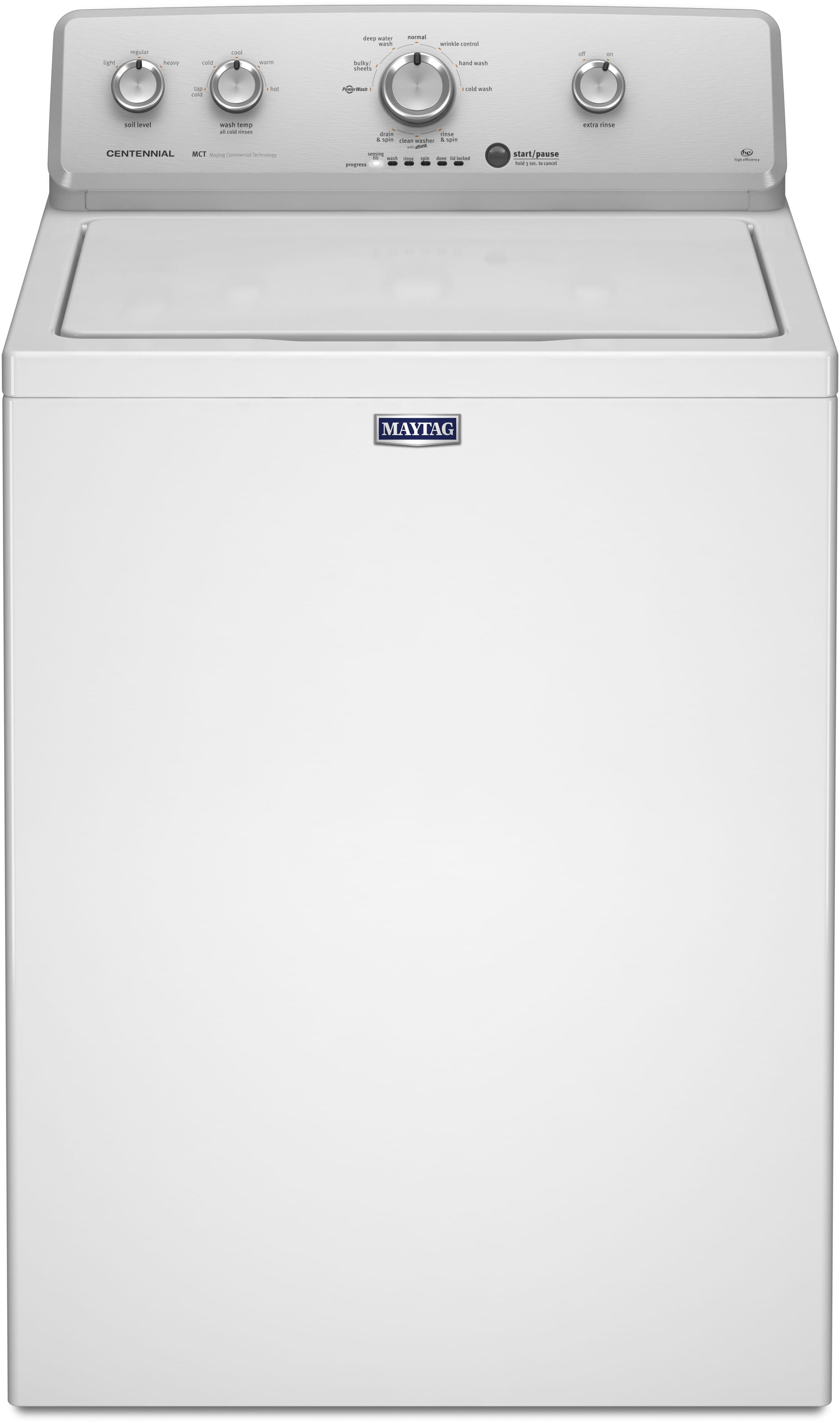 Maytag Mvwc215ew 27 Inch 3 5 Cu Ft Top Load Washer With