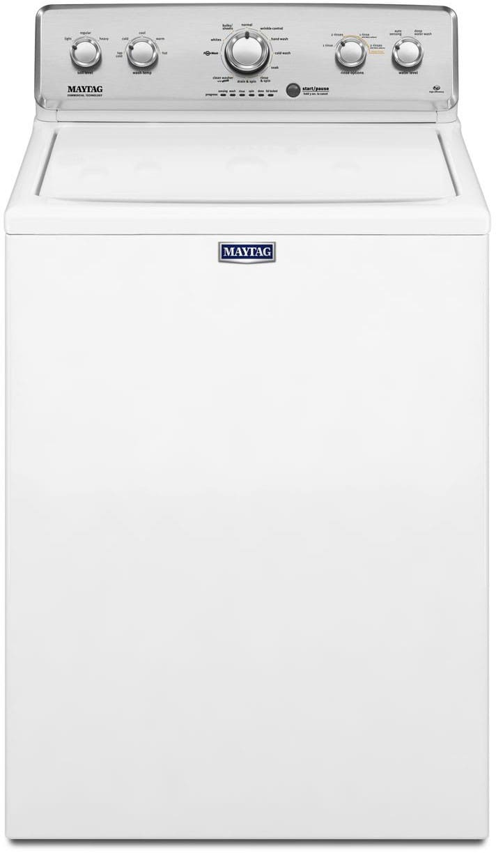 Maytag Mvwc416fw 28 Inch Top Load Washer With 3 6 Cu Ft
