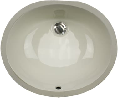 Nantucket Sinks Um17x14bk 19 Inch Undermount Bathroom Sink With