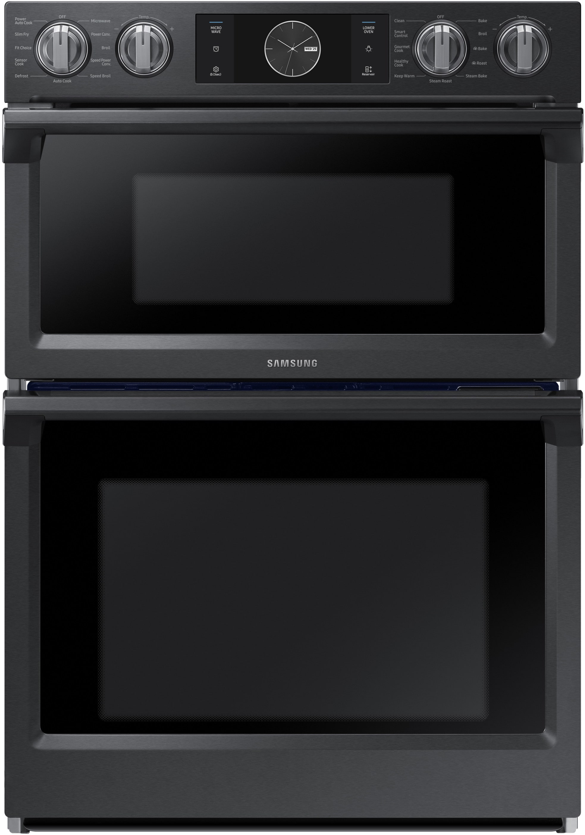 Samsung Nq70m7770dg 30 Inch Combination Electric Wall Oven