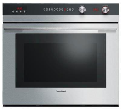 fisher and paykel oven instructions