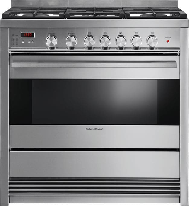 Fisher Amp Paykel Or36sdbmx1 36 Inch Freestanding Gas Range