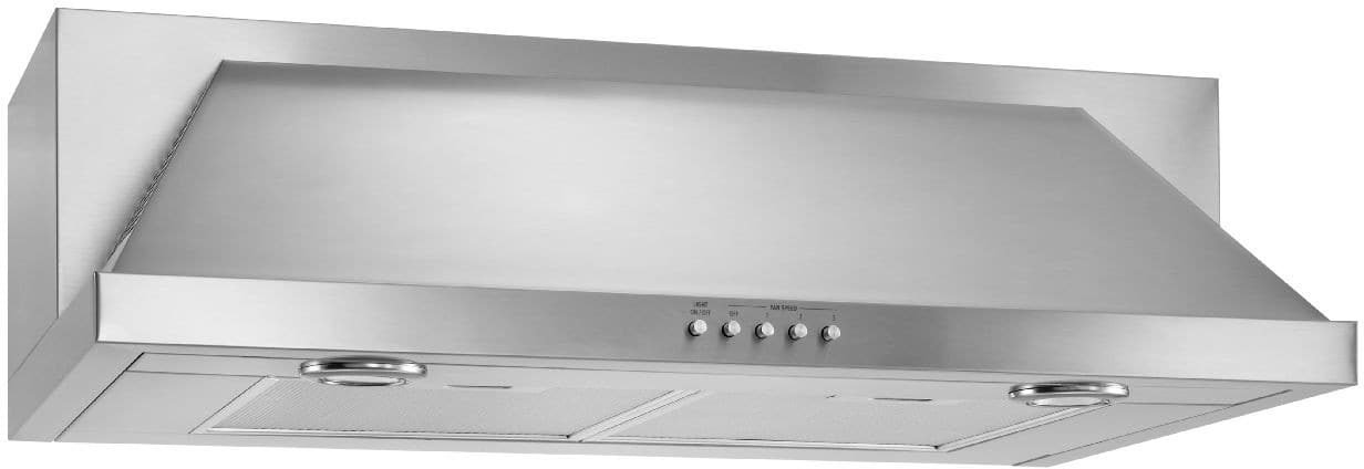 Whirlpool Uxt5536aas 36 Inch Under Cabinet Range Hood With