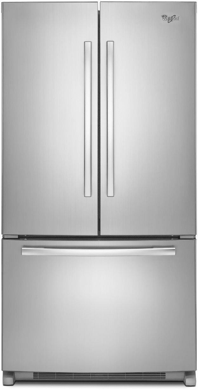 Whirlpool Wrf540cwb 36 Inch Counter Depth French Door