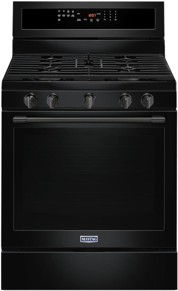 Maytag Mgr8800fb 30 Inch Freestanding Gas Range With Power